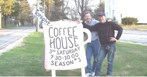 Steve And Mike's 2nd Season managing the Living Room Coffee House.
