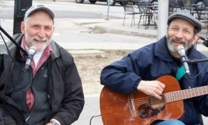 Dan and Ken Durand